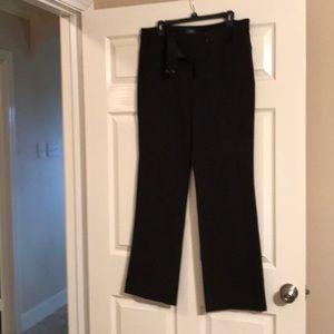 WHBM Dress pants Slim boot